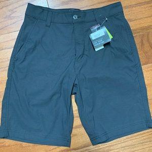 Eddie Bauer Slate Horizon Guide Chino Shorts